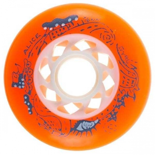 Колеса Gyro Alice Bright Orange