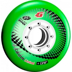 Колеса Hyper Concrete + Grip (Green)