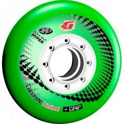 Колеса Hyper Concrete + Grip (Green)
