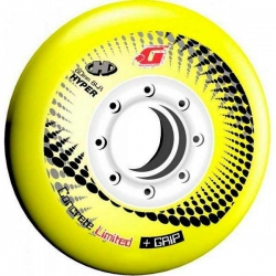 Колеса Hyper Concrete + Grip (Yellow)