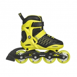 Ролики POWERSLIDE Galaxy neon yellow